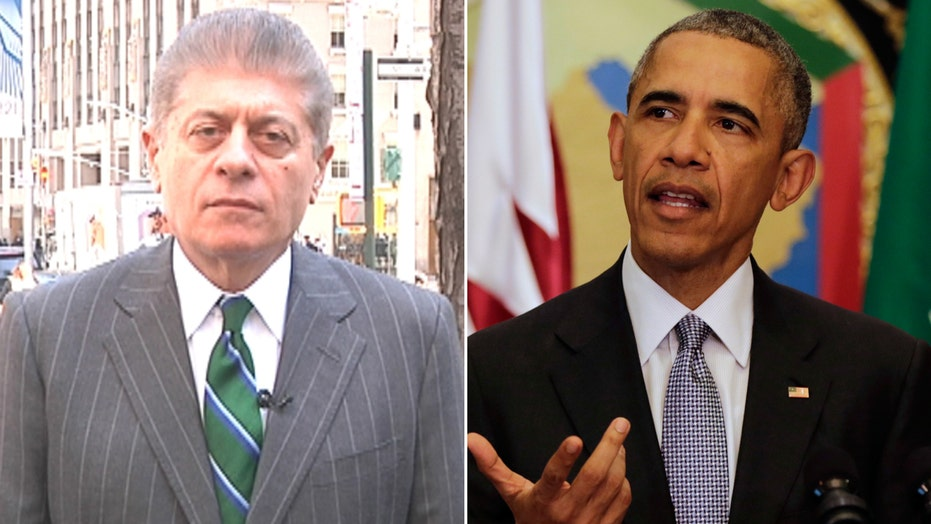 Napolitano: Can Obama change laws on his own?