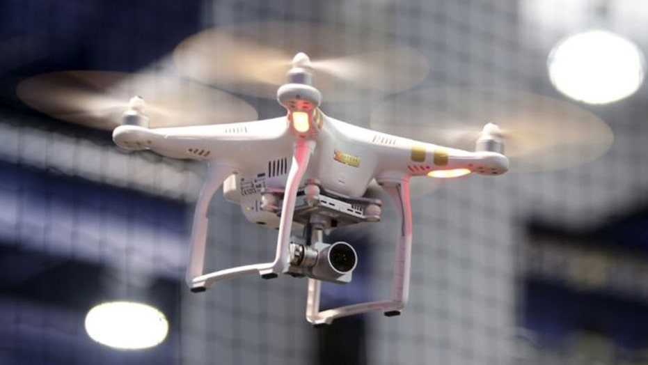 NASA tests traffic management system for drones