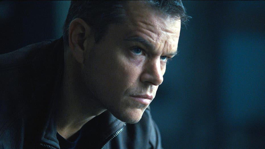 Hollywood Nation: Matt Damon is back as Bourne