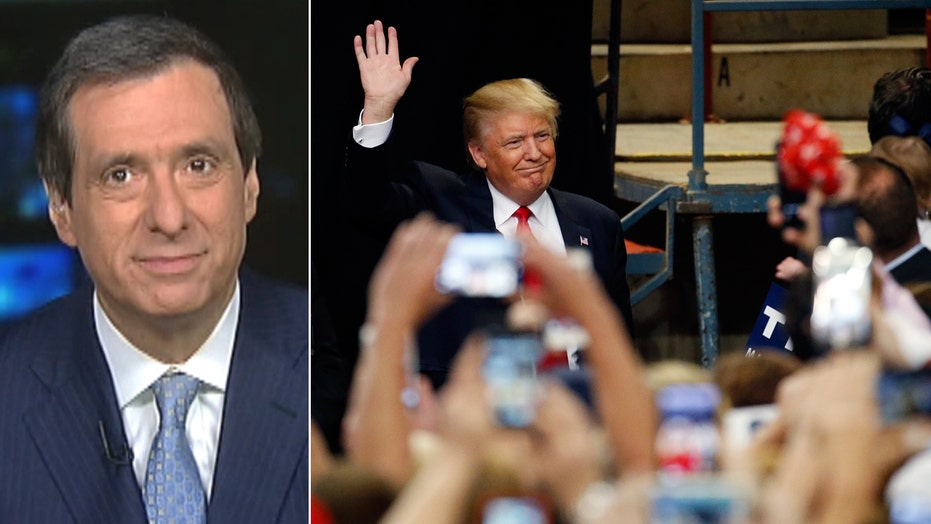 Kurtz: Is there a new Trump?