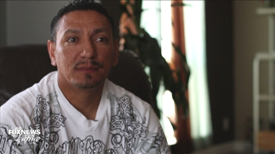 Undocumented man's struggles test his family