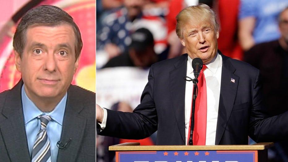 Kurtz: The media didn't 'create' Trump