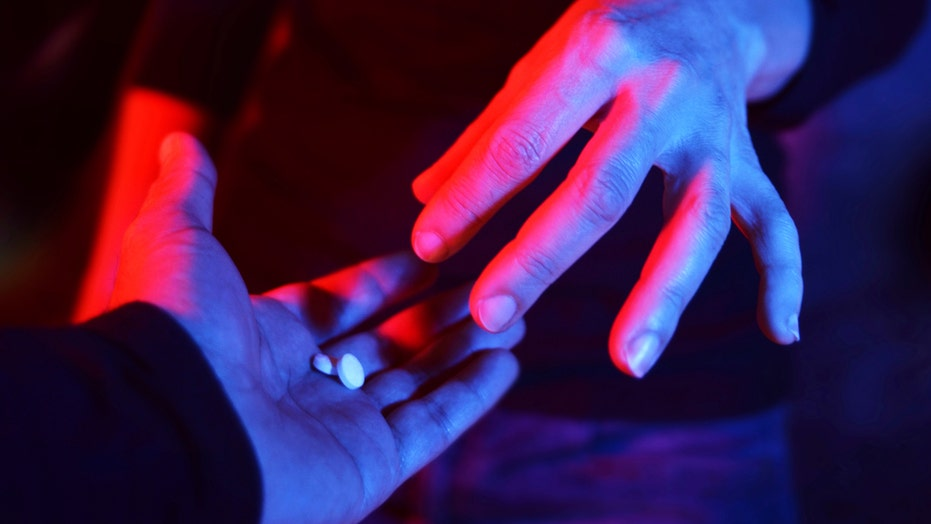 Can a party drug treat PTSD?