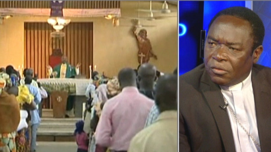 Nigerian Bishop on Christian persecution, Boko Haram