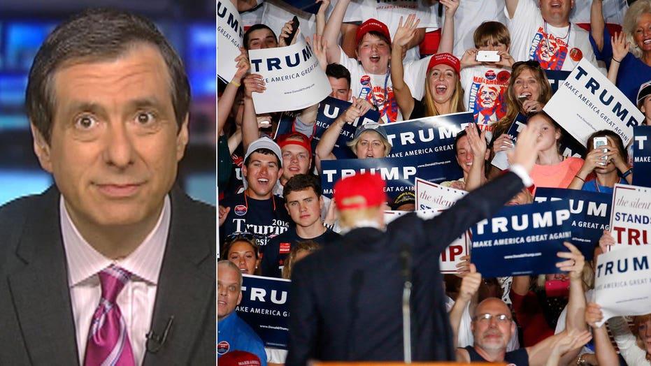 Kurtz: Trump and the politics of resentment