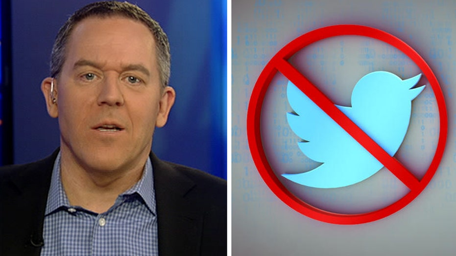 Gutfeld: Twitter proves it's part of the problem