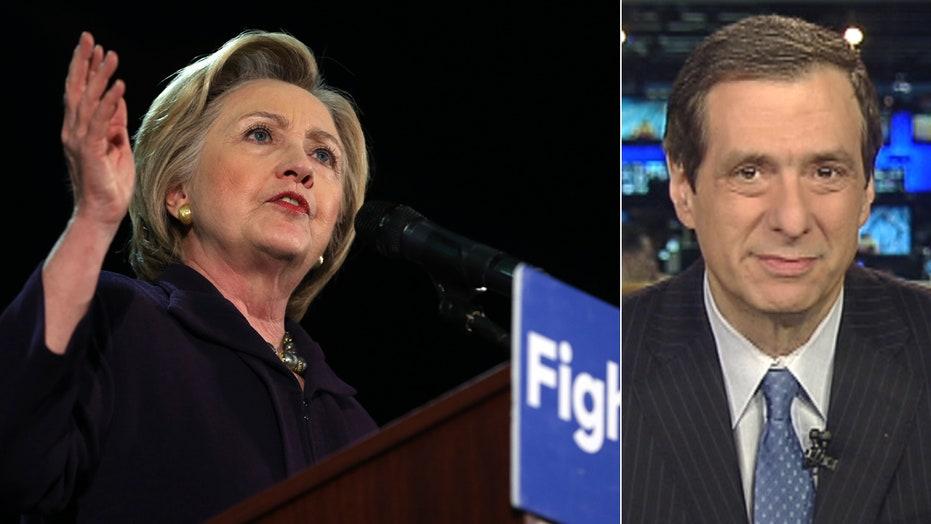 Kurtz: Hillary Clinton's position-paper campaign