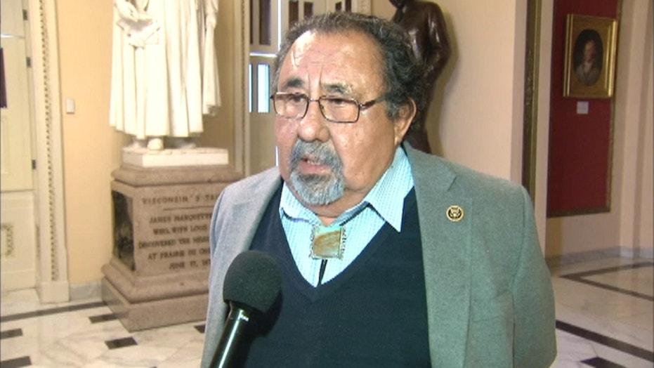 Rep. Grijalva speaks of urgency to finishing P.R. bill