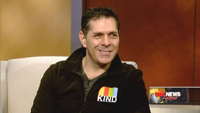 Daniel Lubetzky, CEO and founder of Kind Bars, has a loftier goal than just being kind to one's body.