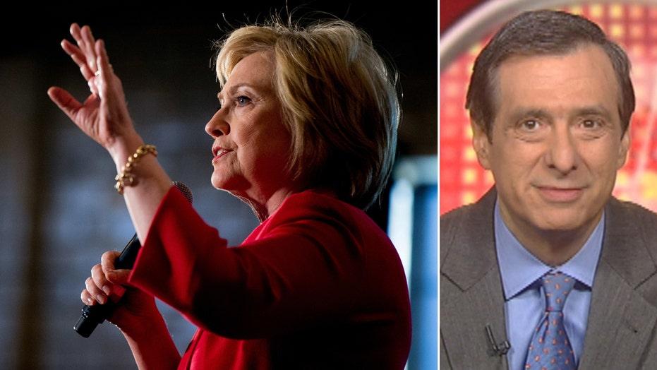 Kurtz on Hillary: Zzzzzz