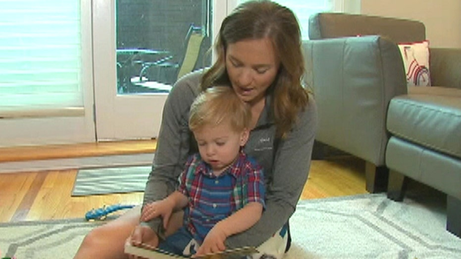 Wounded warrior Melissa Stockwell puts family first