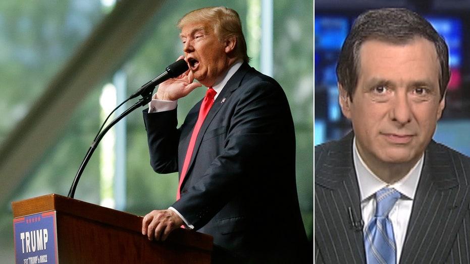 Kurtz: Trump gets a poll vault