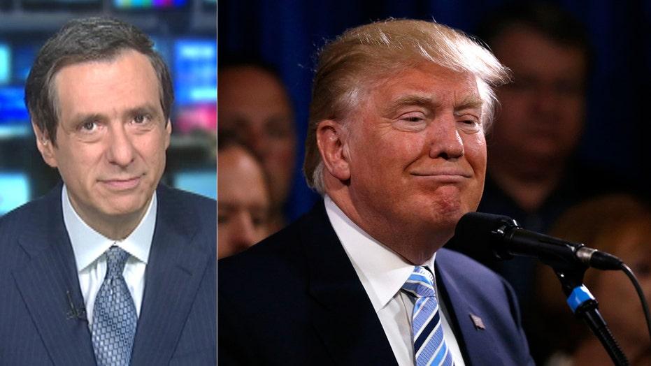 Kurtz: Donald Trump's civil war