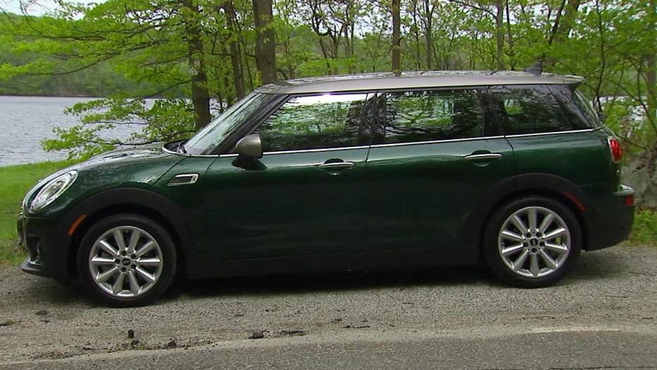MINI's huge six-door car