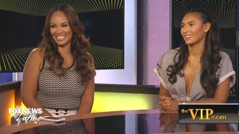 Evelyn Lozada and her daughter talk 'Livin' Lozada'