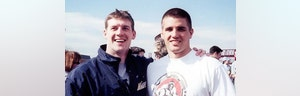 Best friends Travis Manion and Brendan Looney died defending their country and their families honored their bond by laying them to rest side by side at Arlington National Cemetery. 'On the Record's' Griff Jenkins reports ProudAmerican