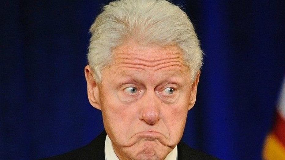 Why Bill Clinton ISN'T in 'Pop Star'
