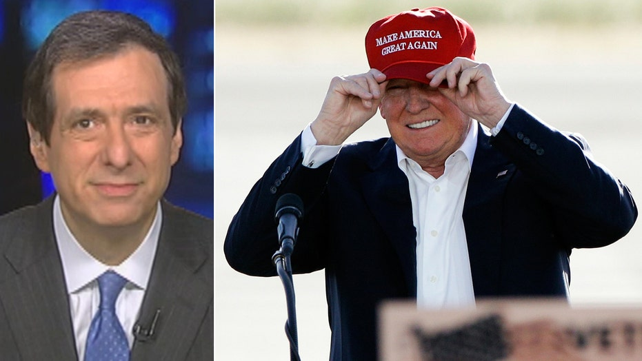 Kurtz: Media accused of Trump 'addiction'