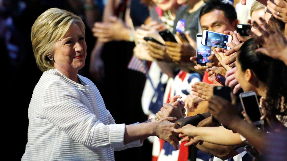 Will Clinton be able to reach out to disaffected voters?