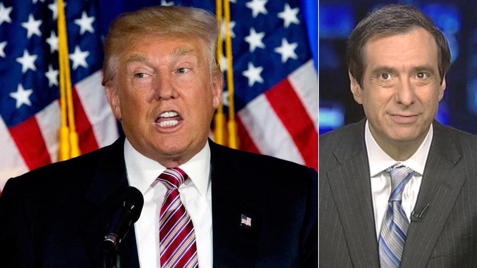 Kurtz: Teleprompter Trump shifts gears