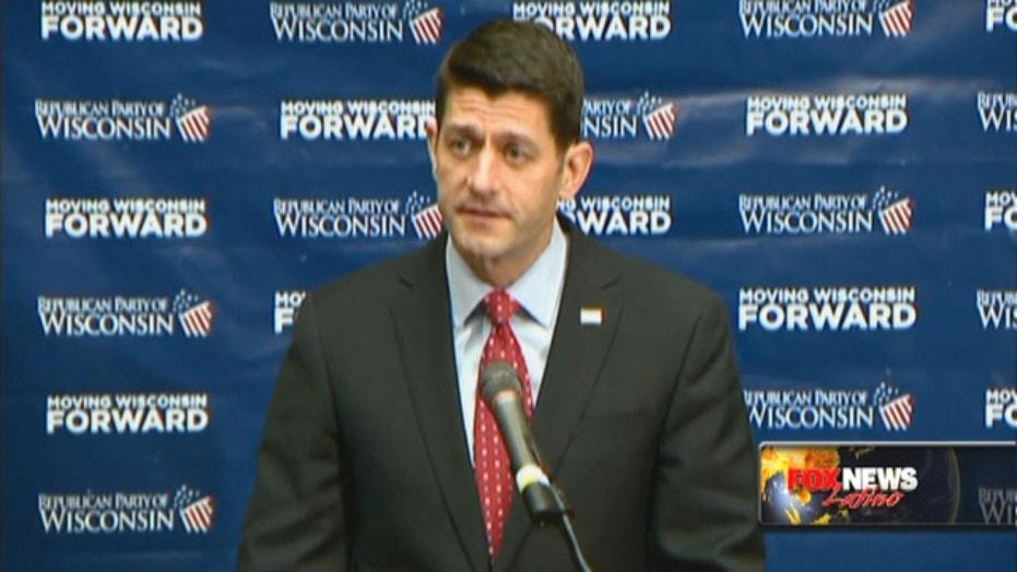 Ryan security plan stresses border control, immigration