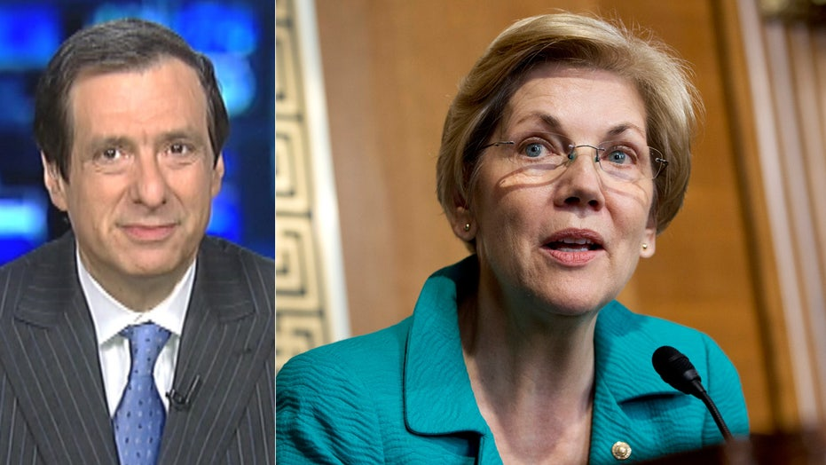 Kurtz: Elizabeth Warren a heartbeat away?