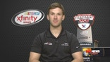 Daniel Suarez is the first Mexican-born race car driver to reach this high on the various NASCAR circuits – XFINITY is below only the Sprint Cup Series in NASCAR's pecking order.