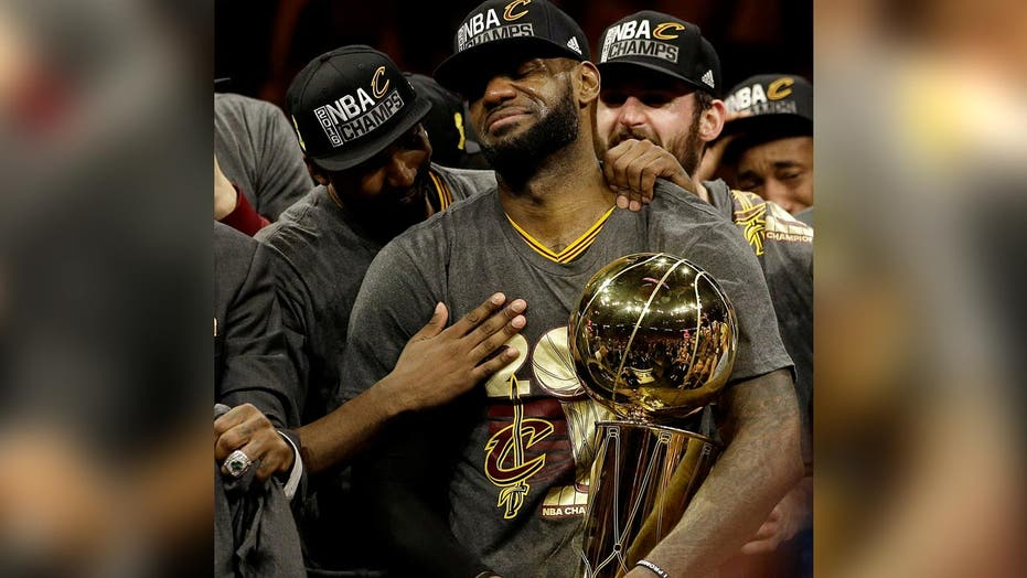 Kennedy: LeBron James delivers on his promise