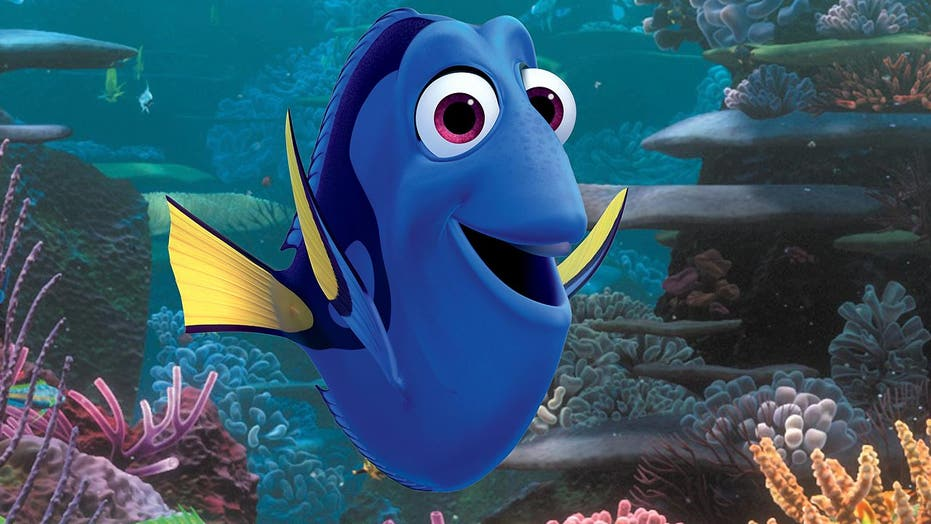 Disney's 'Finding Dory' enjoys a whale of an opening