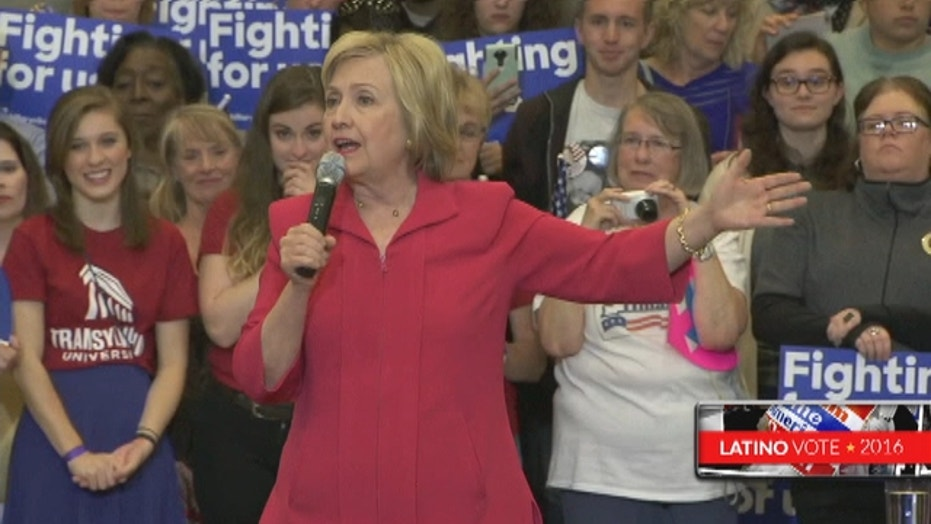Clinton's VP search moves into more intense phase