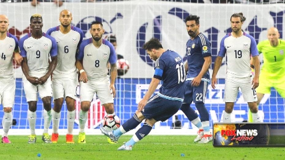 Messi leads Argentina into Copa America final
