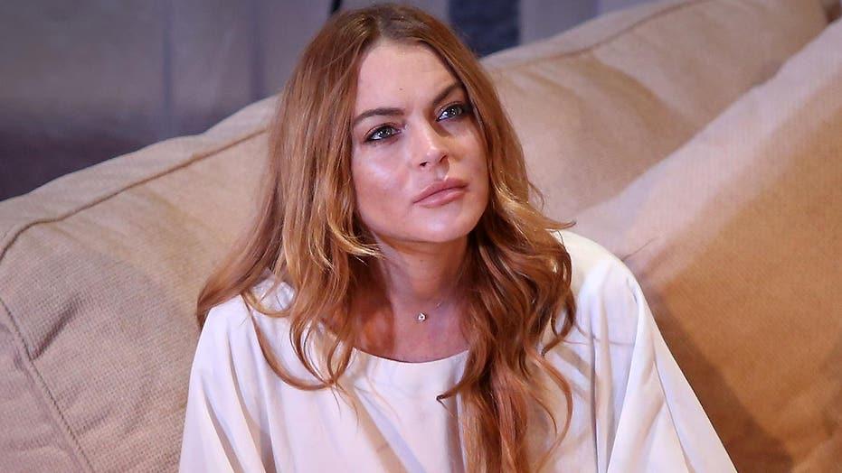 Hollywood Nation: Lindsay Lohan blasts Brexit