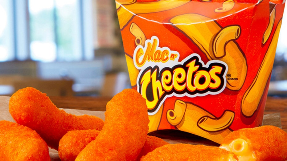 Burger King releases insane Cheeto-crusted mashup