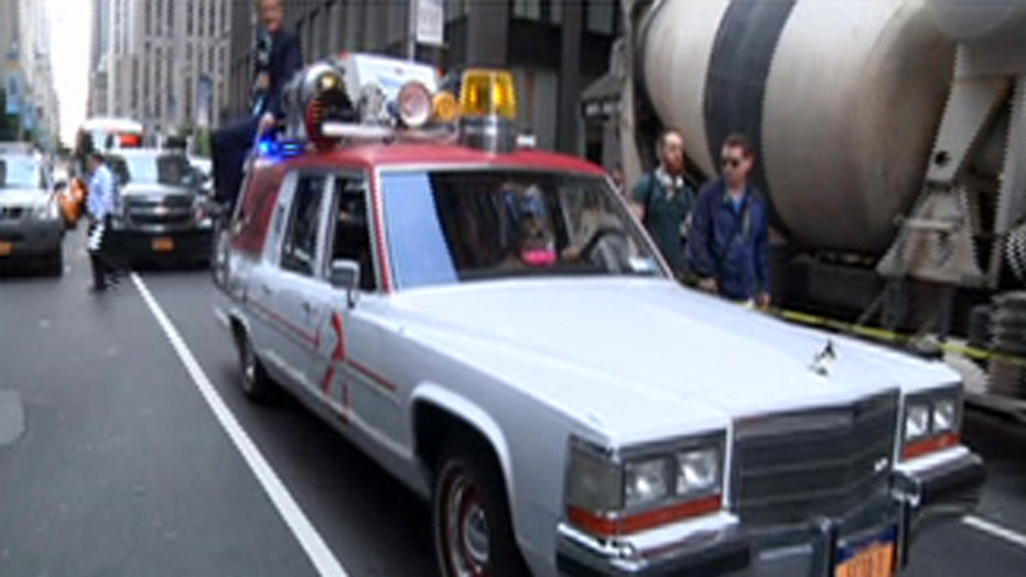 After the Show Show: Ghostbusters joy ride!