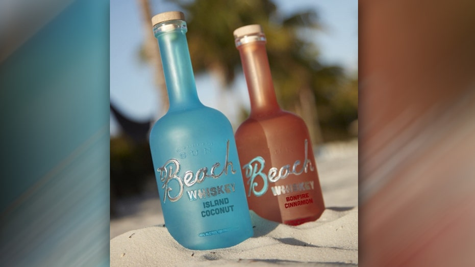 Is Beach Whiskey the new Fireball?