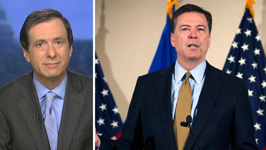 Kurtz: Did Comey play it straight with Hillary?