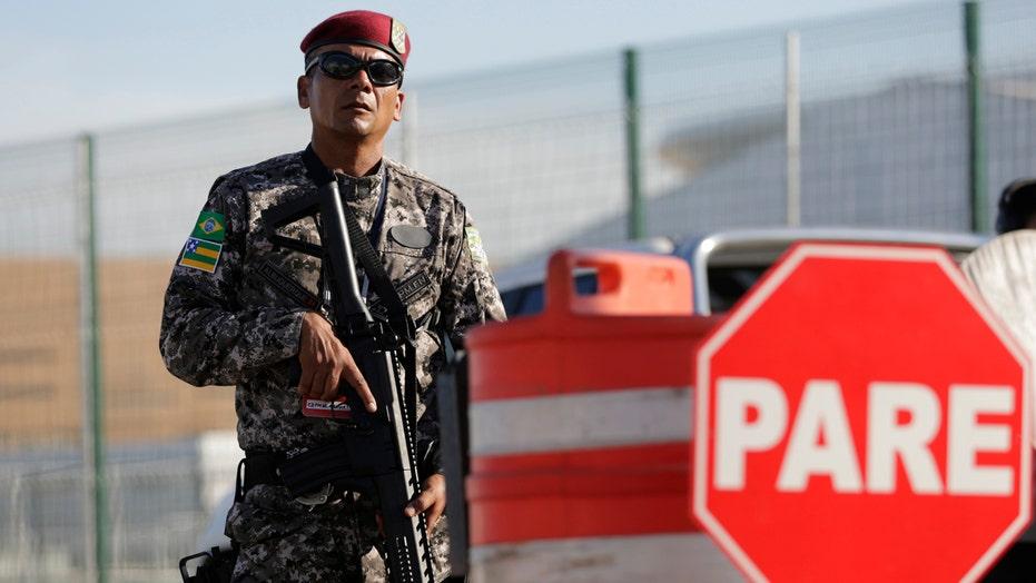 Security, venue concerns plague Rio Olympics