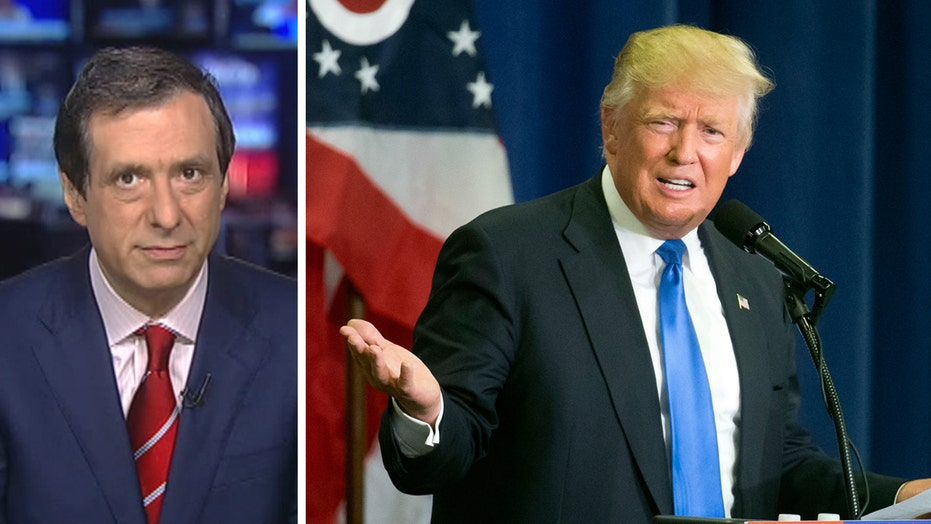 Kurtz: Donald Trump's selective media strategy