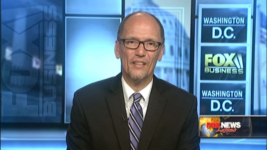 Sec. Tom Perez on family & medical leave act