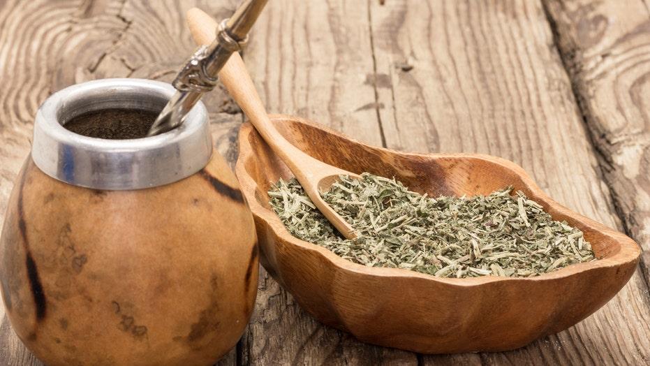 Herbal tea that decreases body fat
