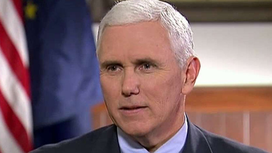 Getting to know Indiana Governor Mike Pence