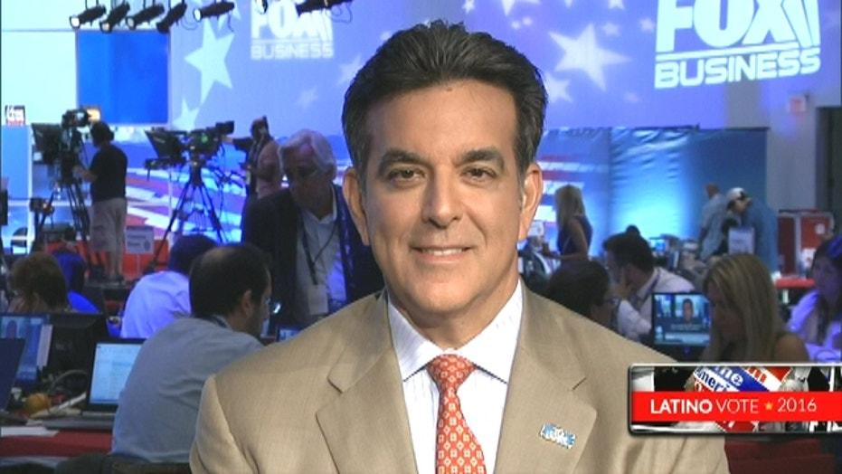 At RNC, Latino conservatives struggle to be heard