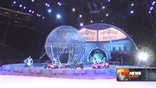 The Greatest Show on Earth -- Ringling Bros. and Barnum and Bailey circus -- heads to outer space for its latest show.