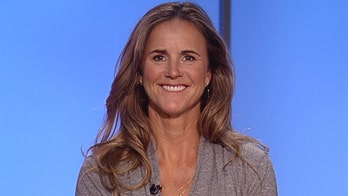 Brandi Chastain on raising son with Crohn's disease