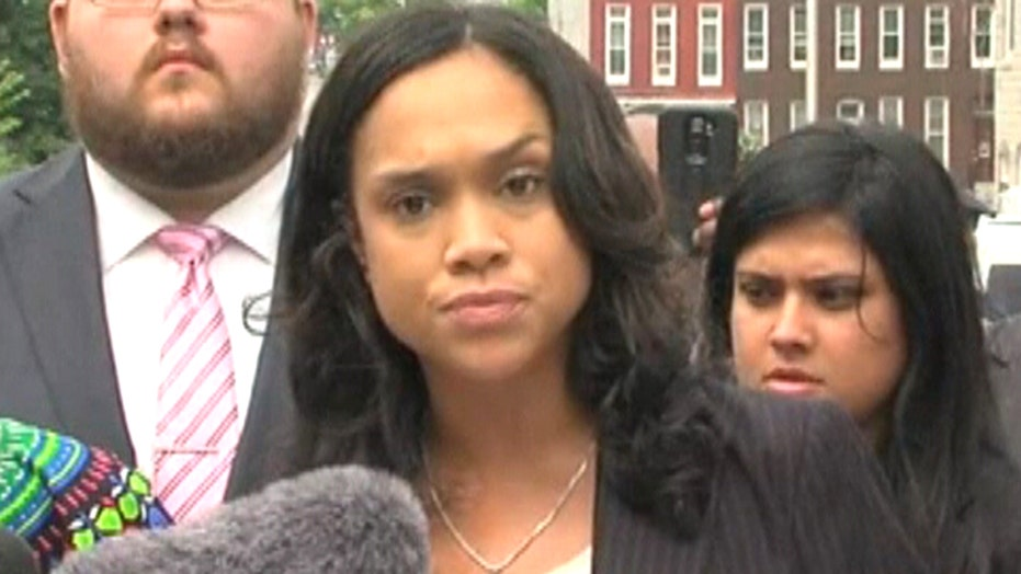 Mosby: We stand by determination Gray's death was homicide