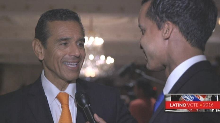 Villaraigosa says he's made a decision about running for governor