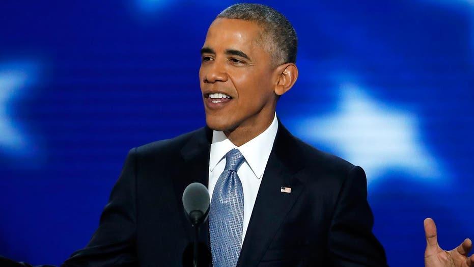 Full speech: President Obama at Democratic convention