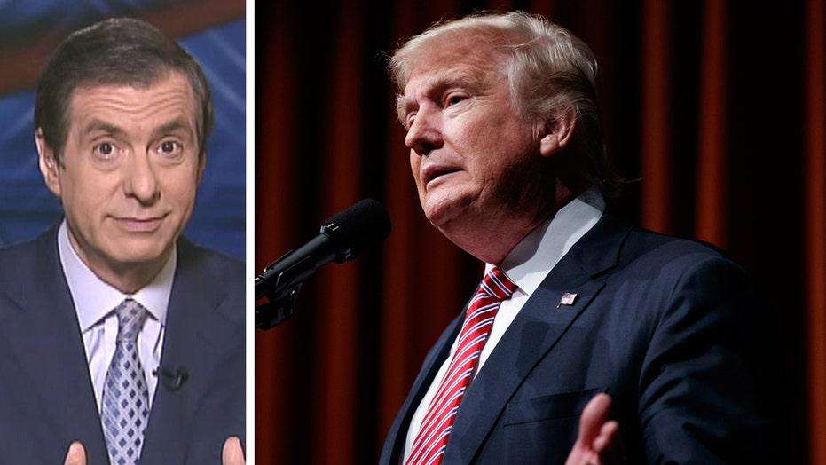 Kurtz: Trump caught in vicious media cycle