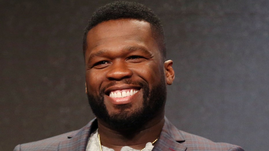 Is rapping or acting easier for 50 Cent?