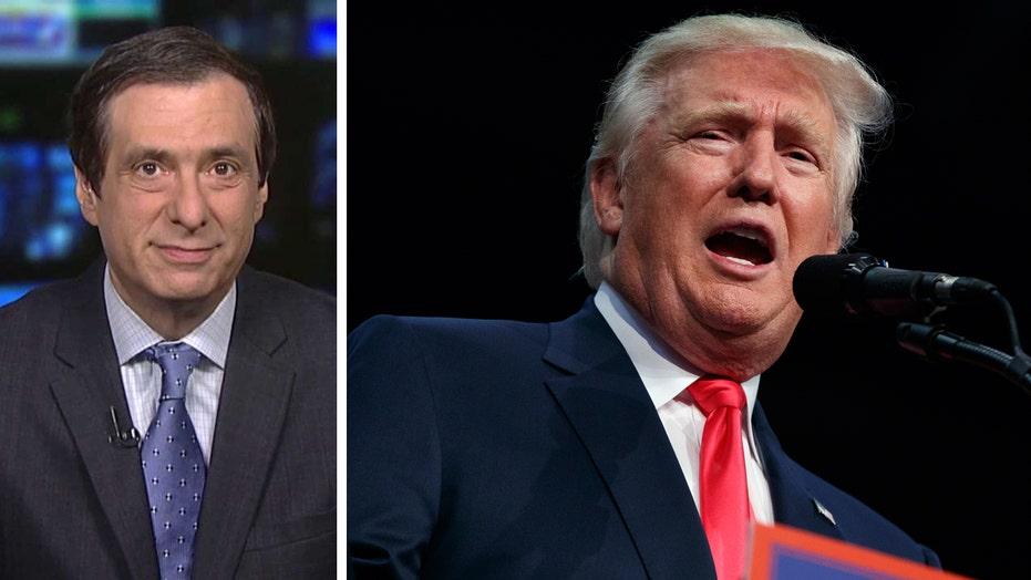 Kurtz: Press awash in Anti-Trump polls